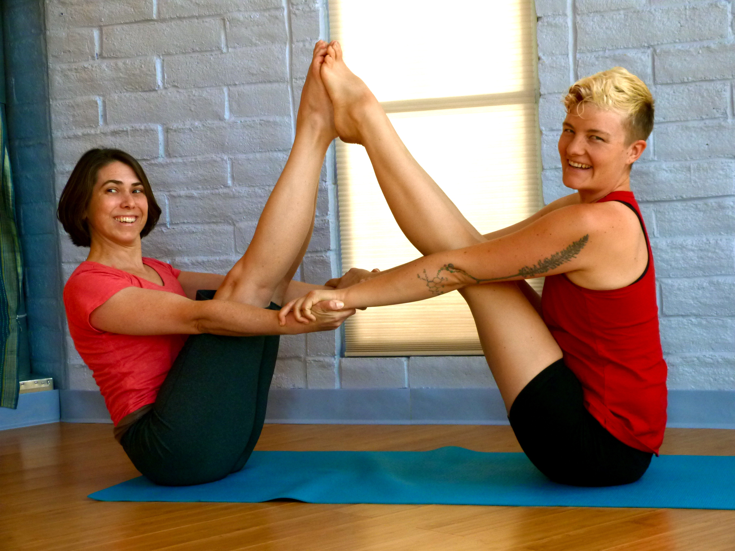 Fall News Partner Yoga And Some New Classes YOGA With Avery