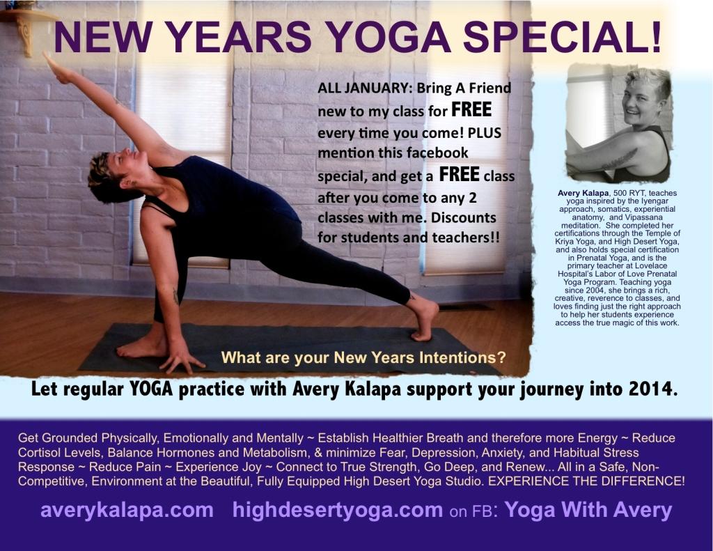 new years yoga 2013